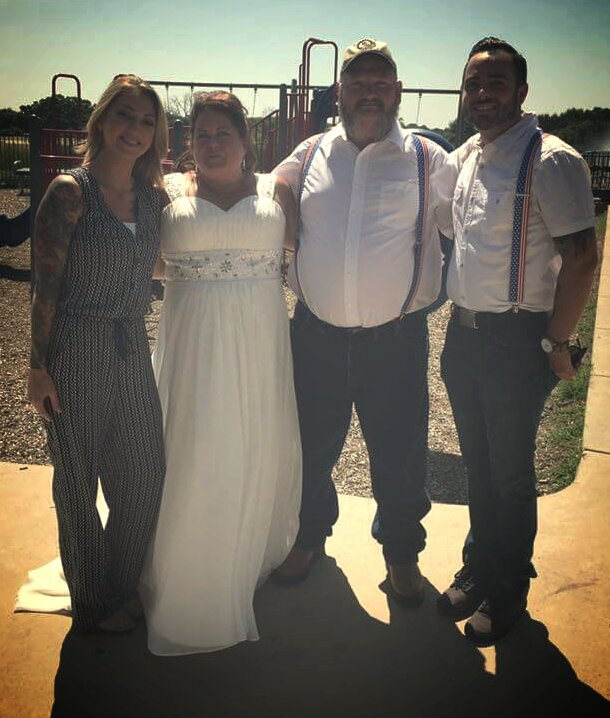 mills wedding